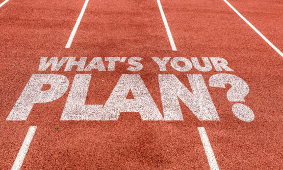 Whats Your Plan? sign